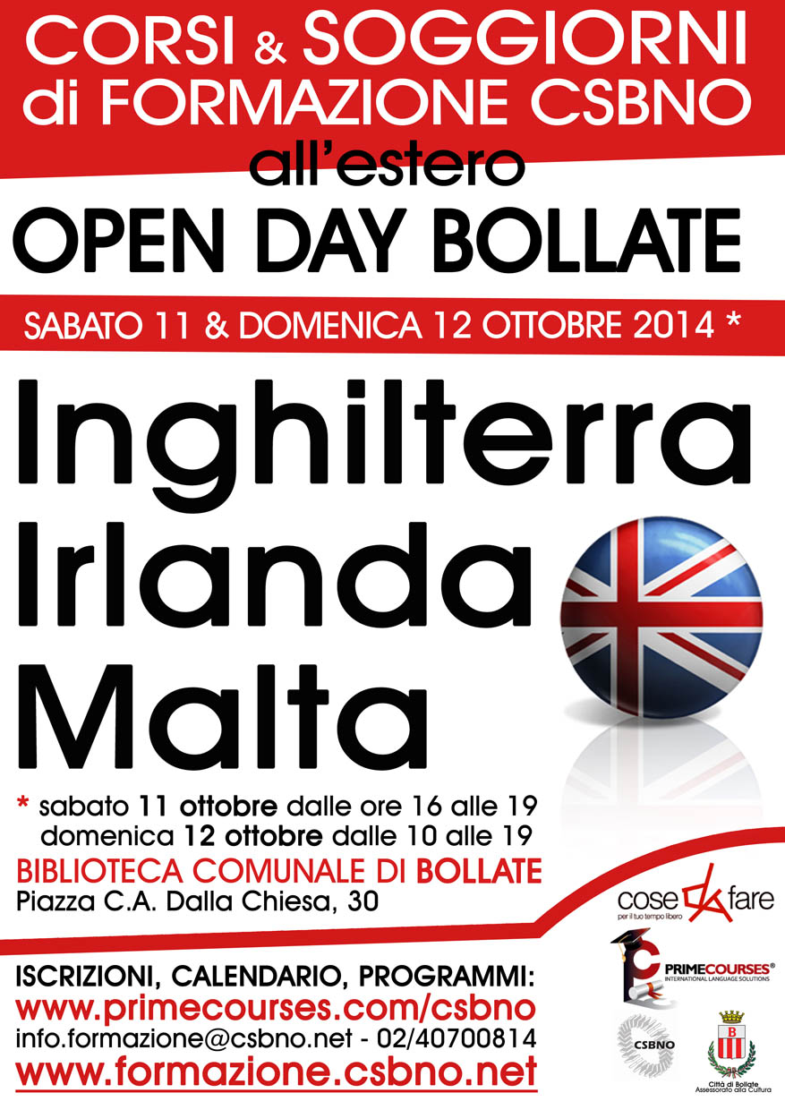 open day 2014 bollate RED b