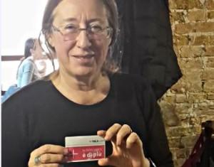 Enrica Manenti, Presidente AIB - Associazione Italiana Biblioteche